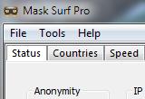 Mask Surf Pro 3.5 poster