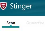 McAfee Stinger 12.1.0.1096 poster