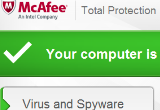 McAfee Total Protection [DISCOUNT: 50% OFF!] 2014 poster
