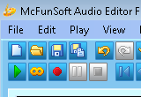 McFunSoft Audio Editor 7.4.0.12 poster