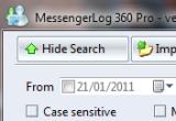 MessengerLog 360 Pro 7.65 poster