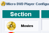 Micro DVD Player 1.2 poster