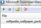 Microsoft Download Manager 1.2.1 Build 2044 poster