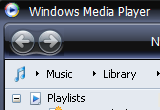 Microsoft Windows Media Player 11.0.5721.5230 poster