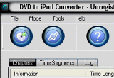 Mooma DVD to iPod Converter 1.21 poster