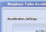 Morpheus Turbo Accelerator 5.8.0 poster