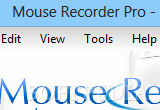 Mouse Recorder Pro 2 2.0.7.5 poster