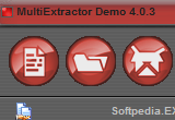 MultiExtractor 4.0.3 poster