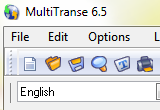 MultiTranse 6.6.1 poster