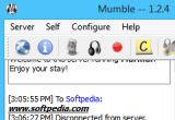 Mumble 1.2.8 poster