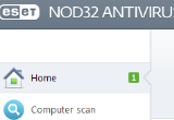 ESET NOD32 Antivirus 7.0.317.4 / 8.0.103.0 Beta poster