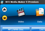 NTI Media Maker 9.0.1.9011 poster