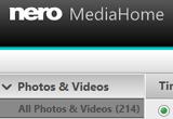 Nero MediaHome 1.22.5700 poster