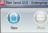 Net Send GUI 2.1.1.2 poster