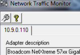 Network Traffic Monitor 1.05 poster