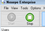 Nexeye Monitoring Enterprise 1.8 poster