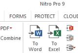 Nitro PDF Professional 9.5.3.8 poster