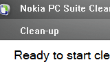 Nokia PC Suite Cleaner 7.1.1 poster