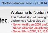 Norton Removal Tool 21.0.0.14 poster