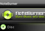 NoteBurner Audio Converter 2.35 poster