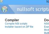 nullsoft scriptable install system 2.46 / 3.0 Beta 0 poster