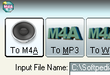 OJOsoft M4A Converter 2.6.6.0519 poster