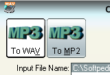 OJOsoft MP3 to WAV Converter 2.6.6.0519 poster