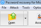 Office Password Recovery 2.0.7 poster