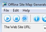 Offline Site Map Generator 2.5 poster