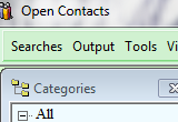 Open Contacts 6.2.1.740 poster