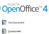 Apache OpenOffice.org 4.1.1 poster