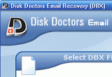 Disk Doctors Email Recovery (.dbx) 2.0.1 poster