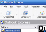 Outlook Express 6.0 poster