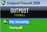 Outpost Firewall Free 2009 6.51 Build 2725.10028 poster
