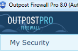 Outpost Firewall Pro 9.1 Build 4652.701.1951 poster