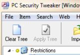 PC Security Tweaker 9.8 poster