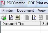 PDFCreator 1.7.3 / 1.9.4 Beta poster