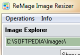ReMage Image Resizer (formerly Painless Image Resizer Lite) 2.0.2.67 poster