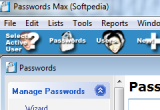 Passwords Max 5.93 Build 5931 poster