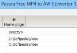 Pazera Free MP4 to AVI Converter 1.9 poster