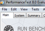 PerformanceTest 8.0 Build 1039 poster