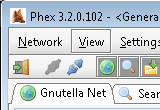 Phex 3.4.2 Build 116 poster