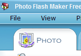 Photo Flash Maker Free Version 5.57 poster