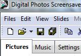 Digital Photos Screensaver Maker (formerly Photo SlideShow Maker) 5.0.0.0 poster