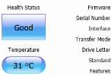 Portable CrystalDiskInfo 6.2.1 poster