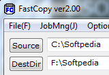 Portable FastCopy 2.11 poster