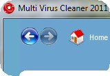 Portable Multi Virus Cleaner 2011 11.5.2 poster