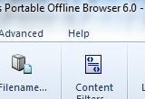 Portable Offline Browser 6.8.4082 SR1 poster