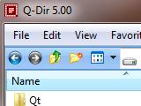 Q-Dir Portable 5.99.7 poster