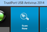 TrustPort Antivirus USB Edition 2014 14.0.3.5256 poster